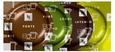 CLASSICS Espresso/Lungo